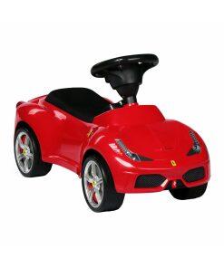 Red Licensed Ferrari 458 Foot to Floor Ride on-0