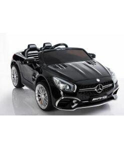 Licensed Black 12v Mercedes SL65 AMG Ride on Car with Parental Remote Control