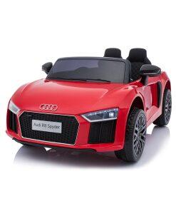 12v Red Audi R8 Spyder Ride on Car