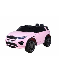 Pink Land Rover Discovery Sport Ride on Car