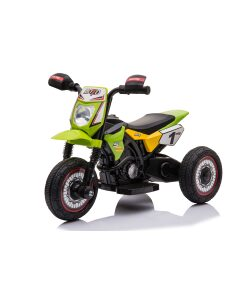 Kids Electric 6v Ride on Motorbike in Green
