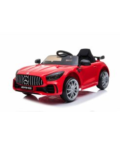 12v Red Mercedes GT R AMG Electric Ride on Car