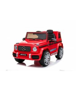12v Red Mercedes G63 AMG Electric Ride on Car