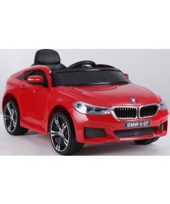 12V BMW GT ELECTRIC RIDE ON CAR RED