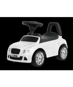 Bentley GT ride on car foot to floor