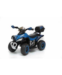 Kids Electric 6v Ride on Mini Quad - Blue